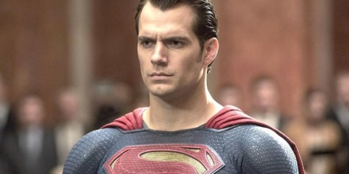 Henry Cavill Might Return as Superman in Upcoming DC Comics Movie