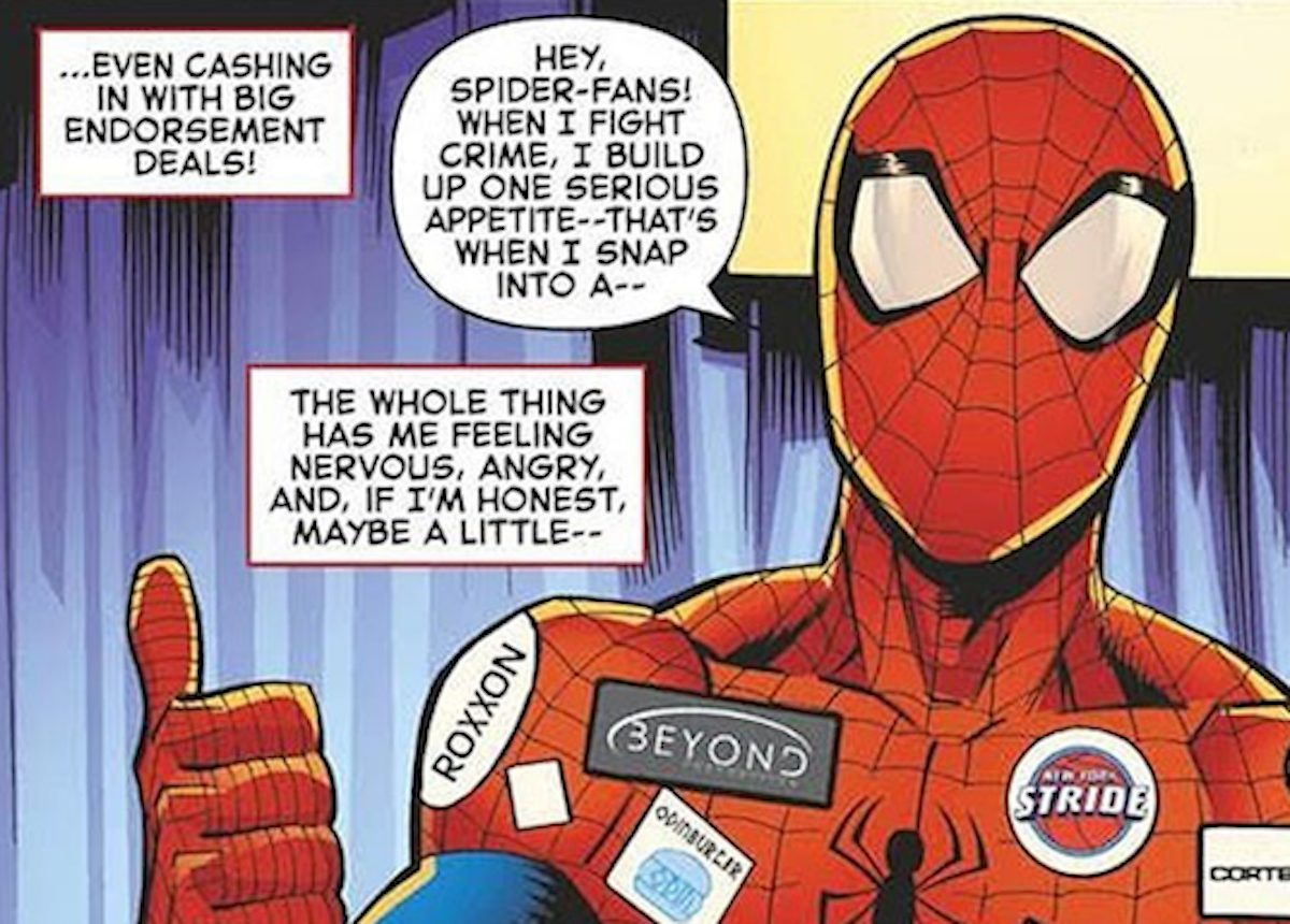 Spider-Man comic contains anti-Mormon CES letter reference