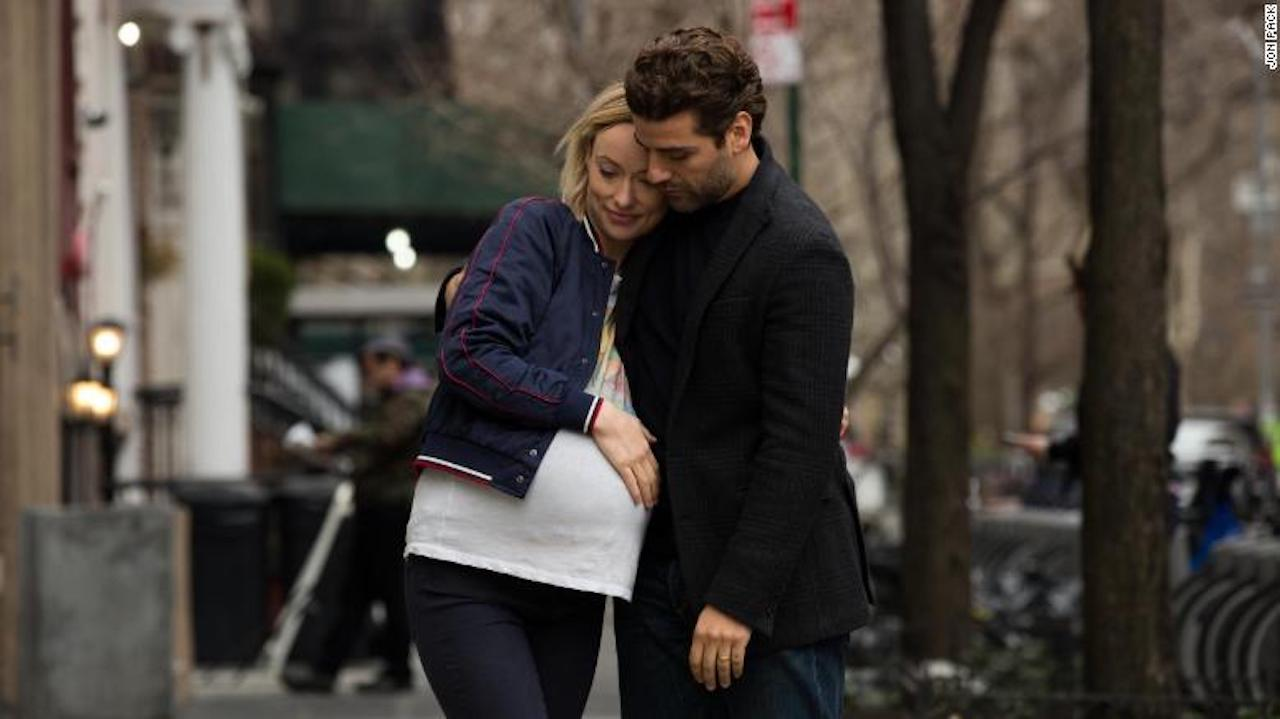 Olivia Wilde and Oscar Isaac star in Life Itself