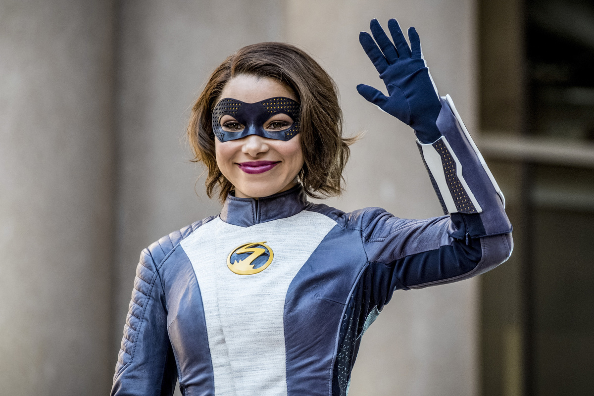 "The Flash -- ""Nora"" -- Image Number: FLA501b_0284b.jpg -- Pictured: Jessica Parker Kennedy as XS -- Photo: Katie Yu/The CW -- © 2018 The CW Network, LLC. All rights reserved"