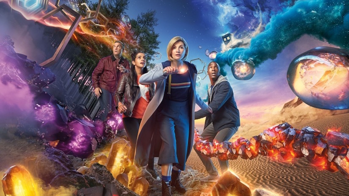 Doctor Who season 11 episode 1 review