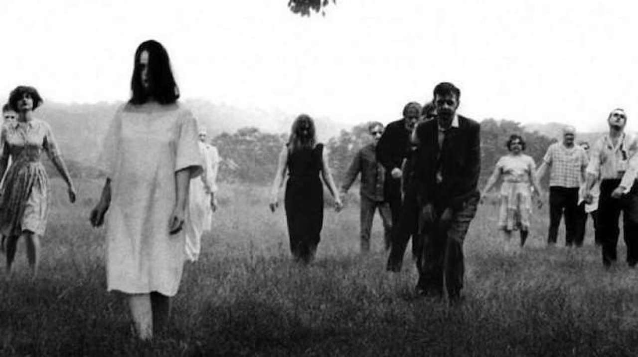 Night of the Living Dead from director George Romero