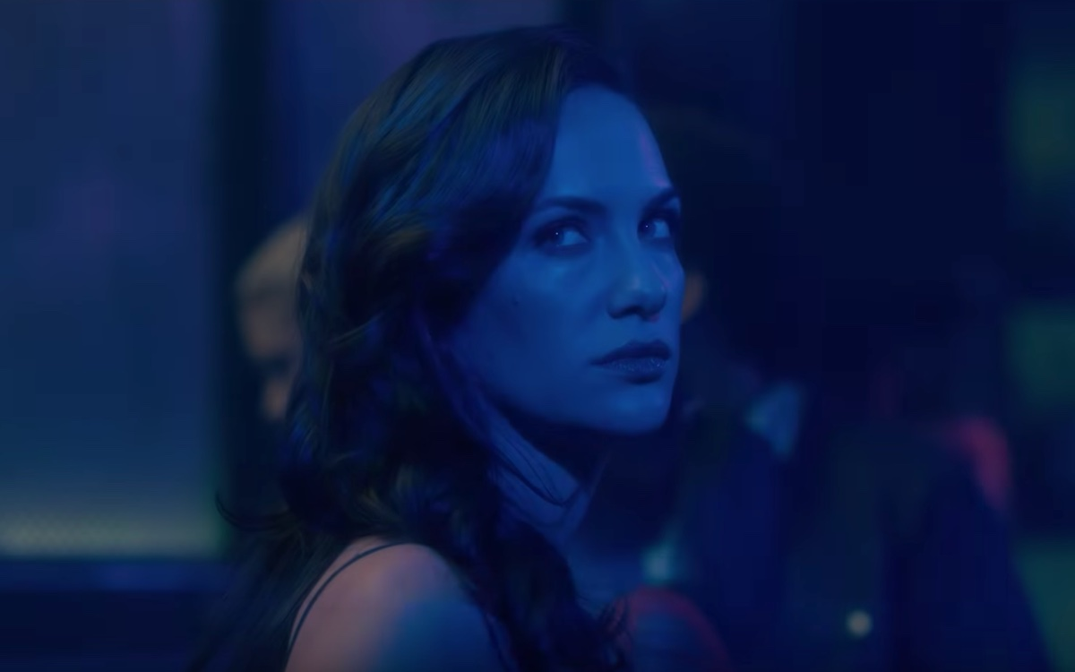 The Haunting of Hill House stars Kate Siegel as Theodora Crain