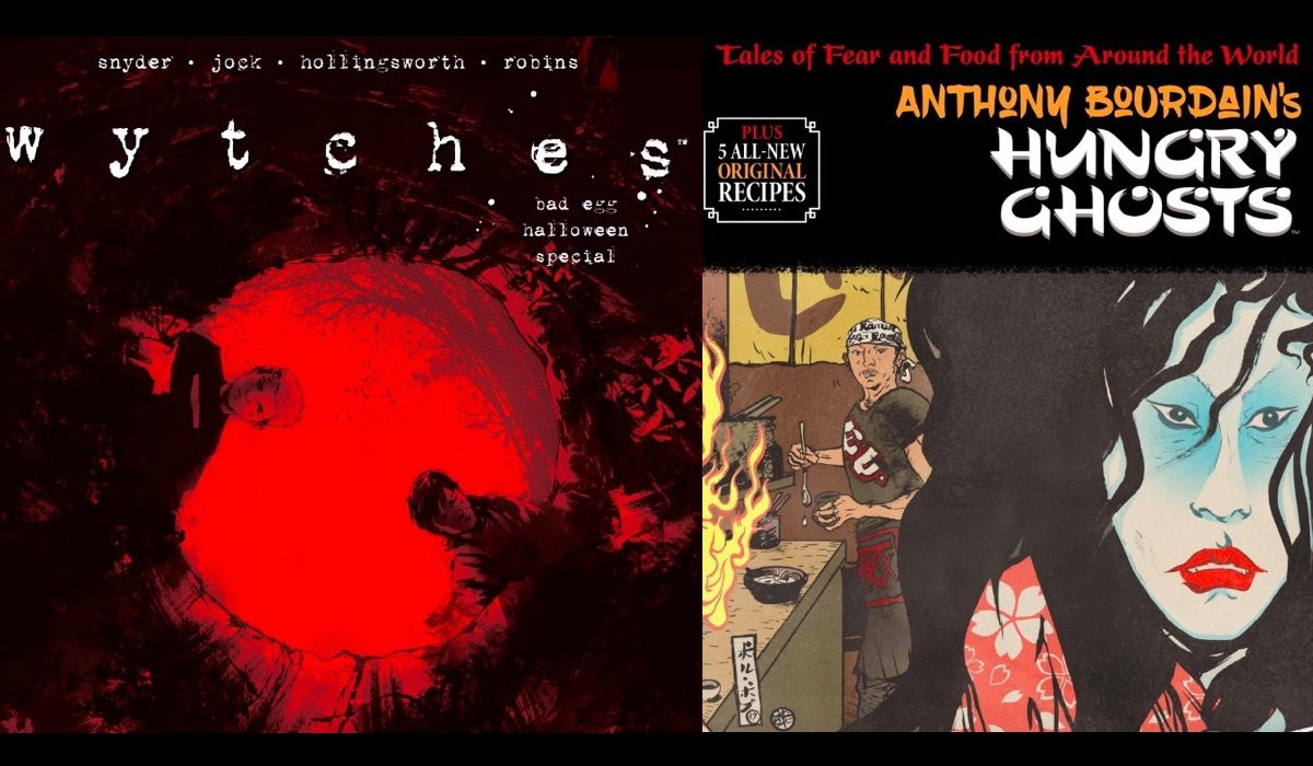 wytches and anthony bourdain's hungry ghosts