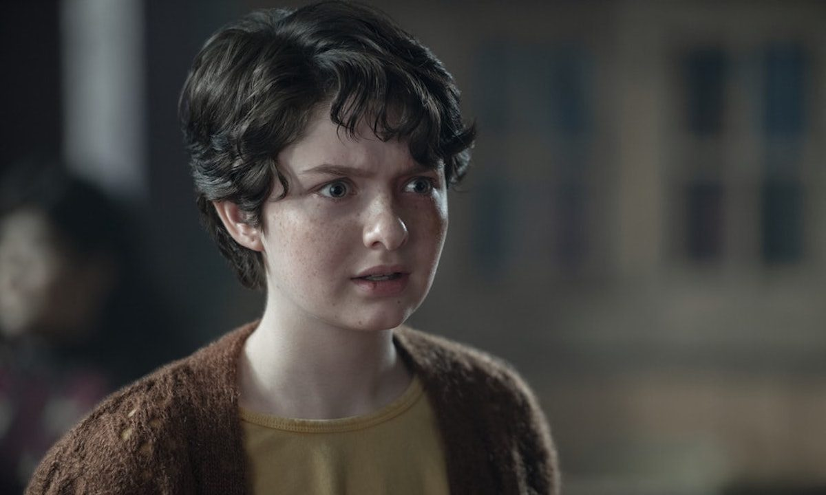 Lachlan Watson as Susie Putnam in Chilling Adventures of Sabrina