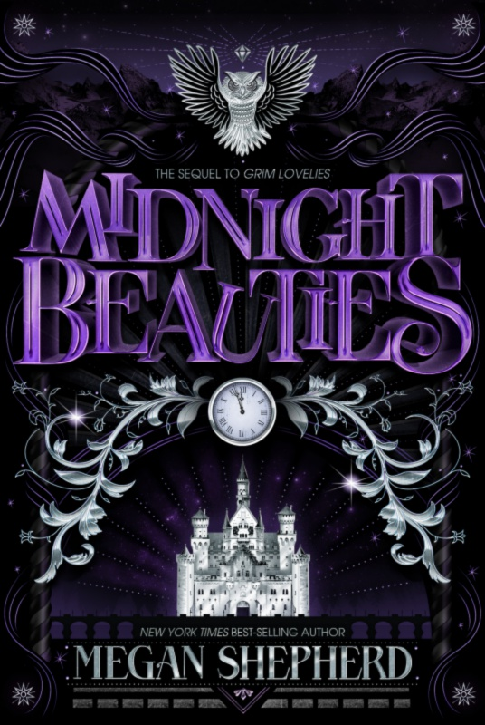 MIDNIGHT BEAUTIES - cover
