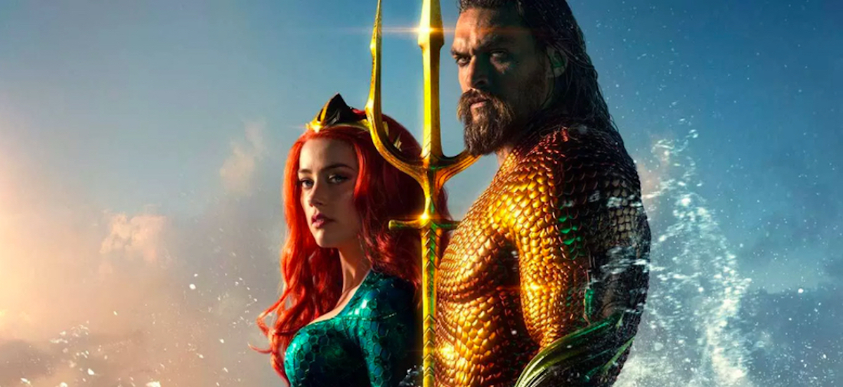 Aquaman review starring Jason Momoa and Amber Heard