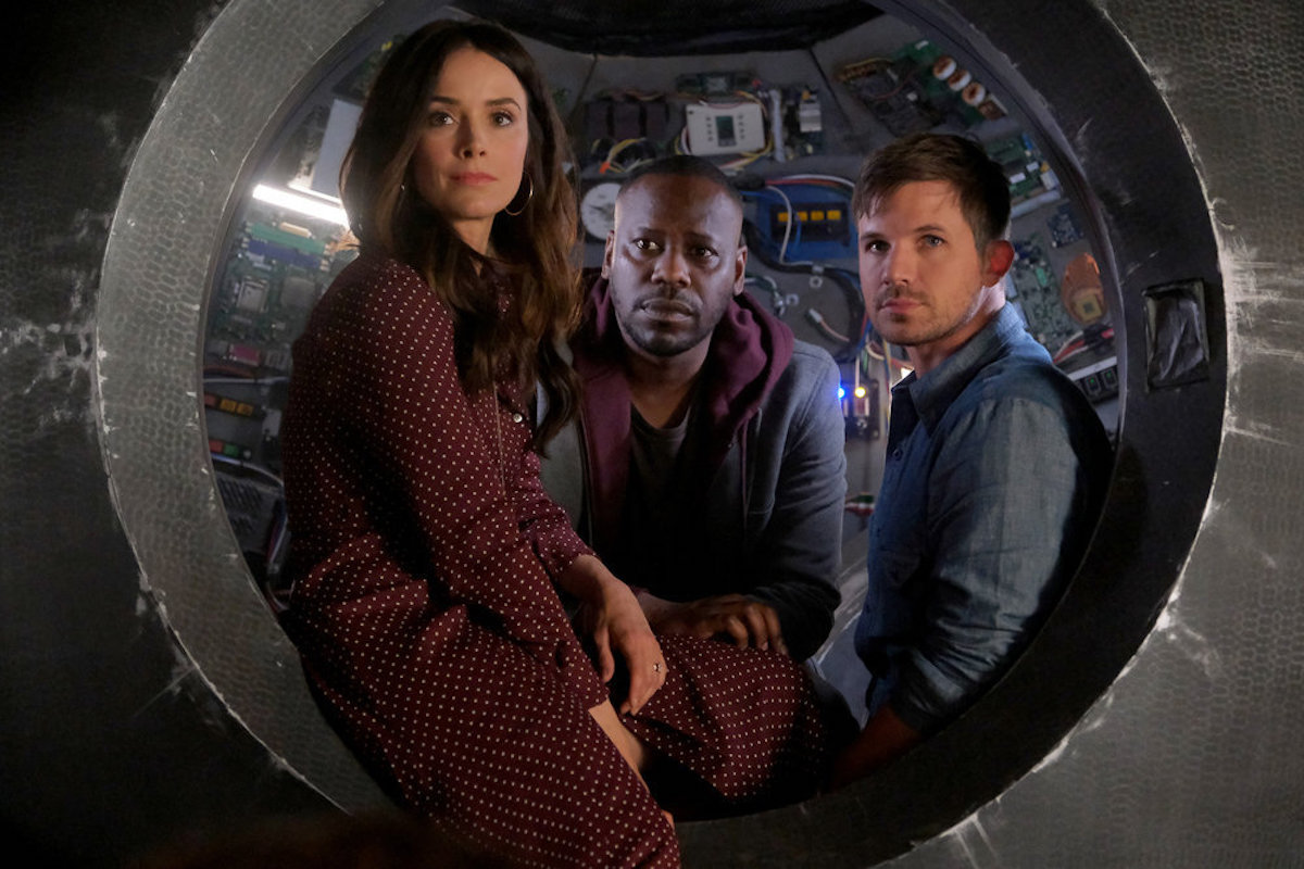 timeless christmas finale special