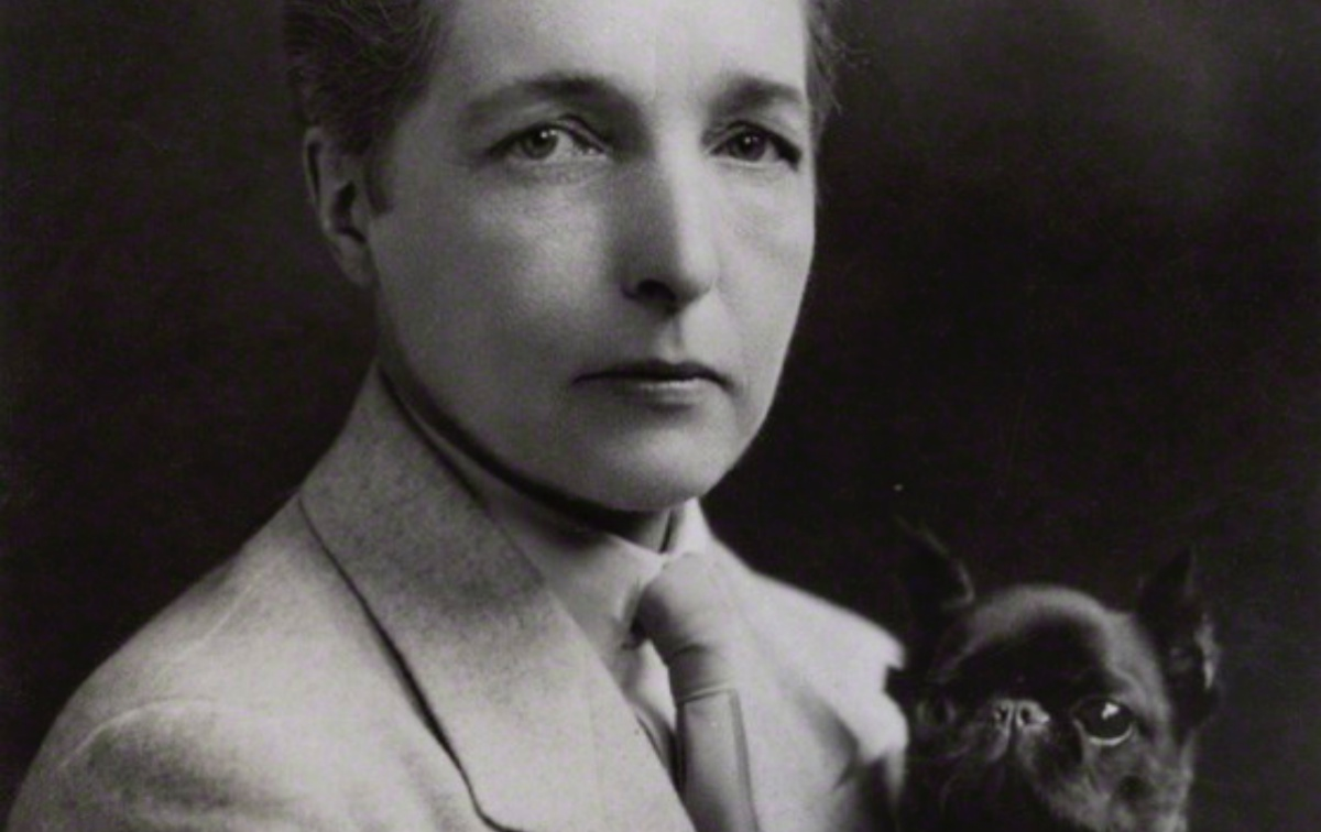 Radclyffe Hall by Unknown photographer