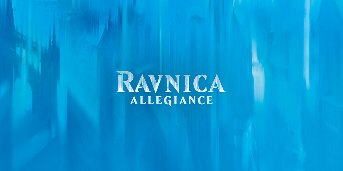 Ravnica Allegence Logo from Magic the gathering