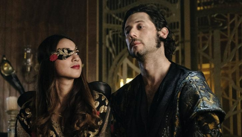 Margo in the Magicians