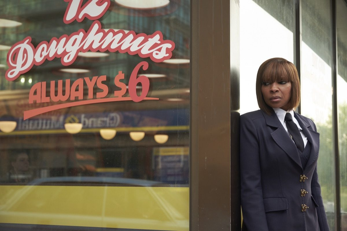 Mary J. Blige as Cha-Cha in Netflix's The Umbrella Academy.