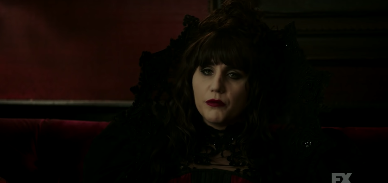 Natasia Demetriou stars in What We Do in the Shadows on FX