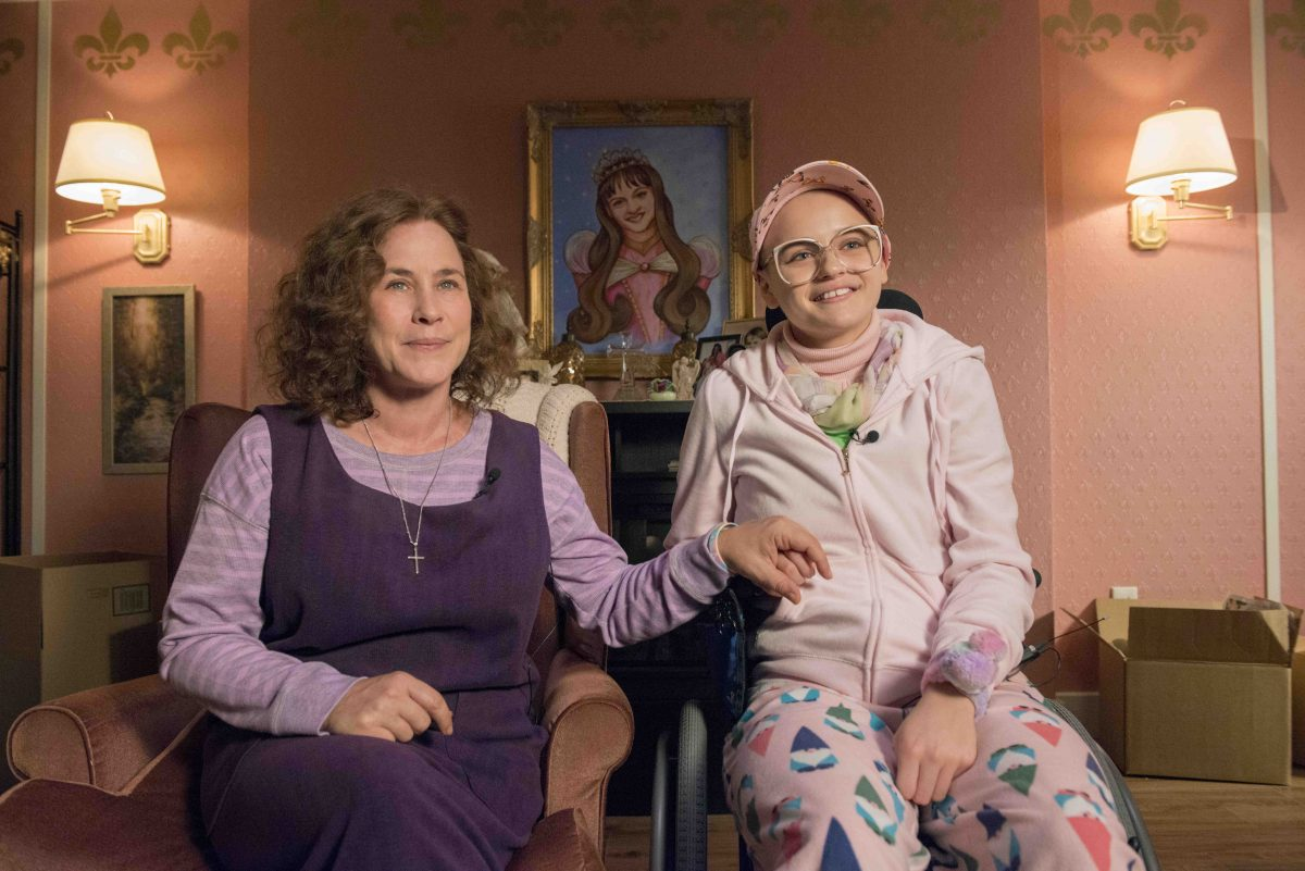 The Act stars Patricia Arquette as Dee Dee Blanchard and Joey King as Gypsy Rose Blanchard.