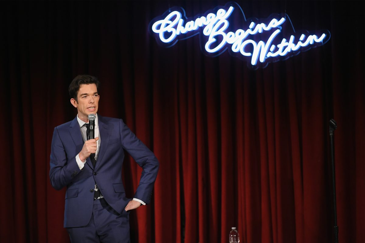 john mulaney doing stand up