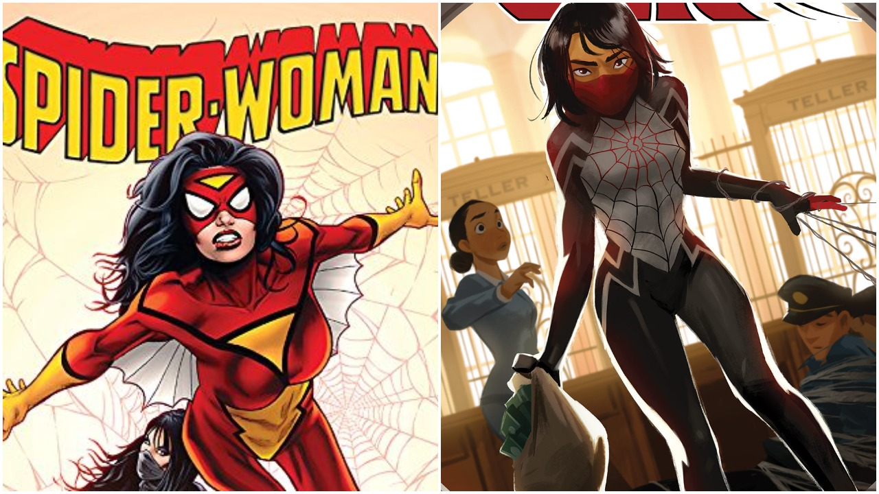 Spider-Woman and Silk are set to star in a female-led Spider-Verse spin off.