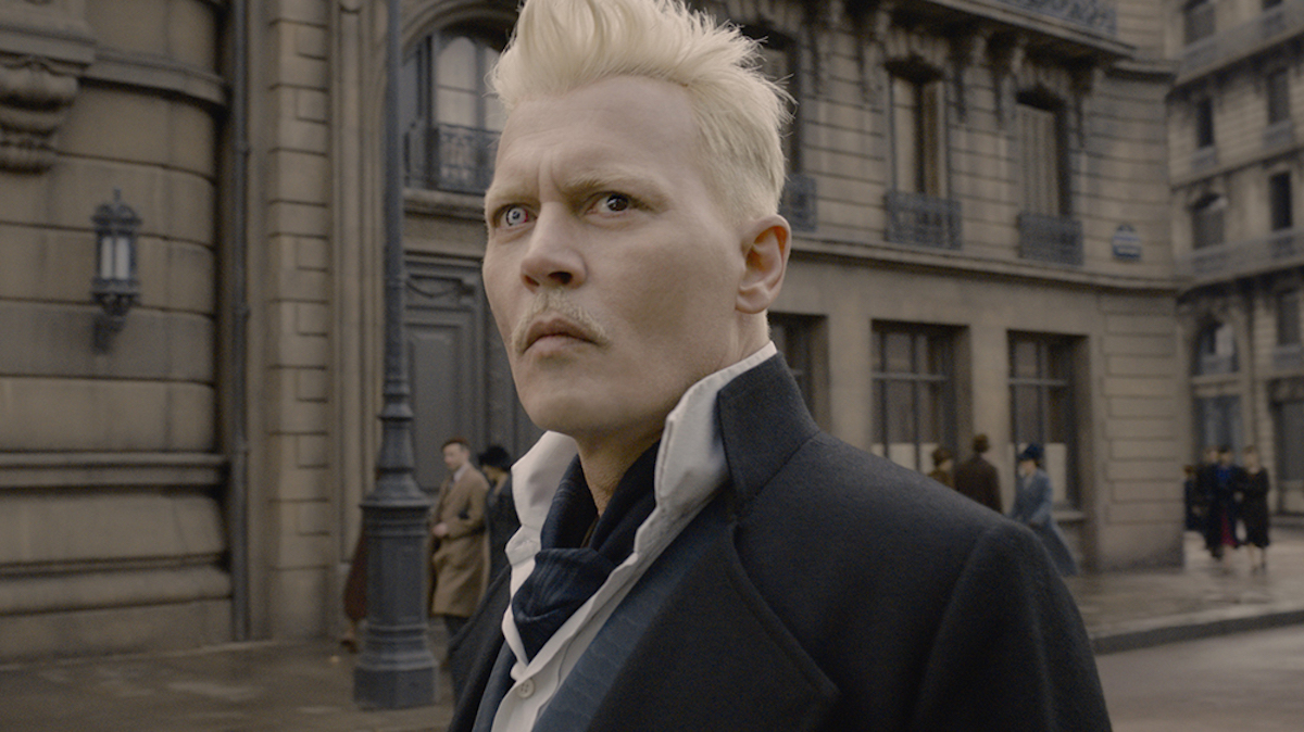 Fantastic Beasts 3: Johnny Depp's exit results in July 2022 release date