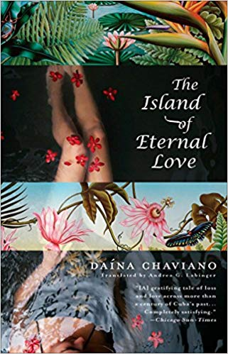 Island of Eternal Love book cover.