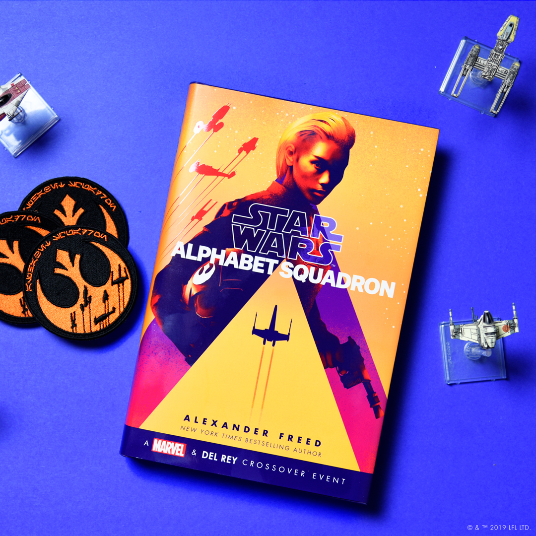 Star Wars Alphabet Squadron by Alexander Freed