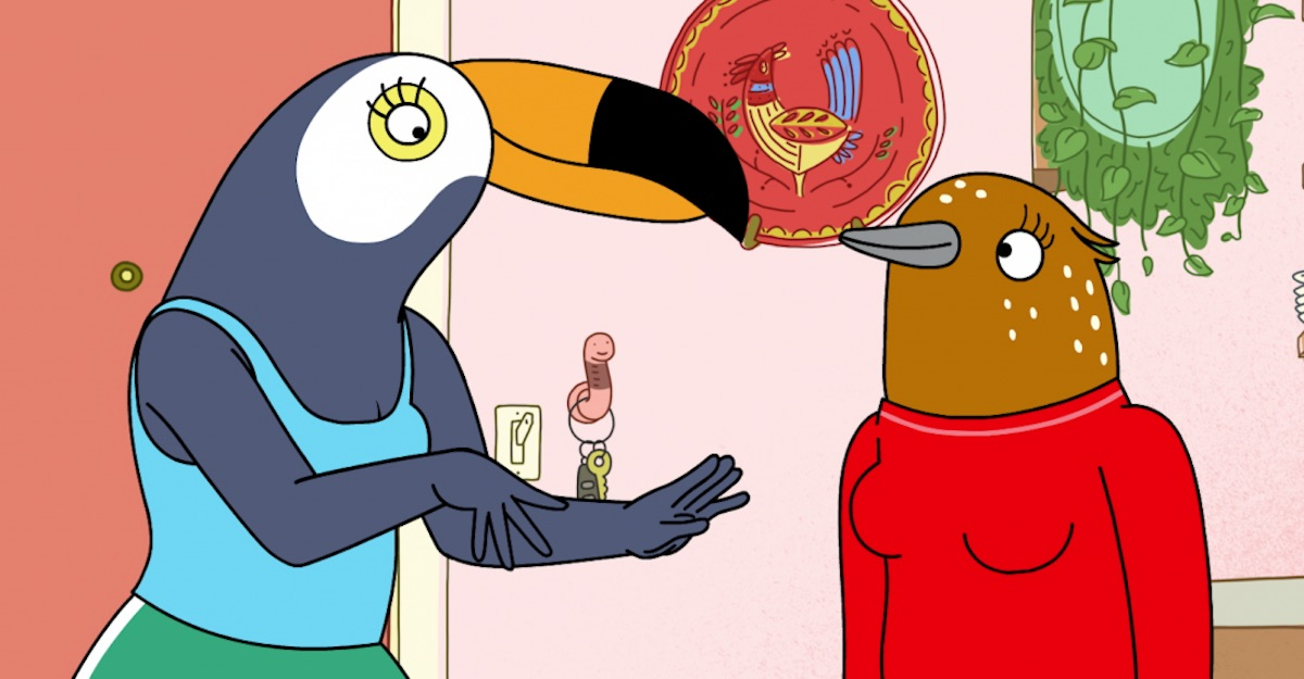 """Tuca and Bertie """"The Jelly Lakes"""""""