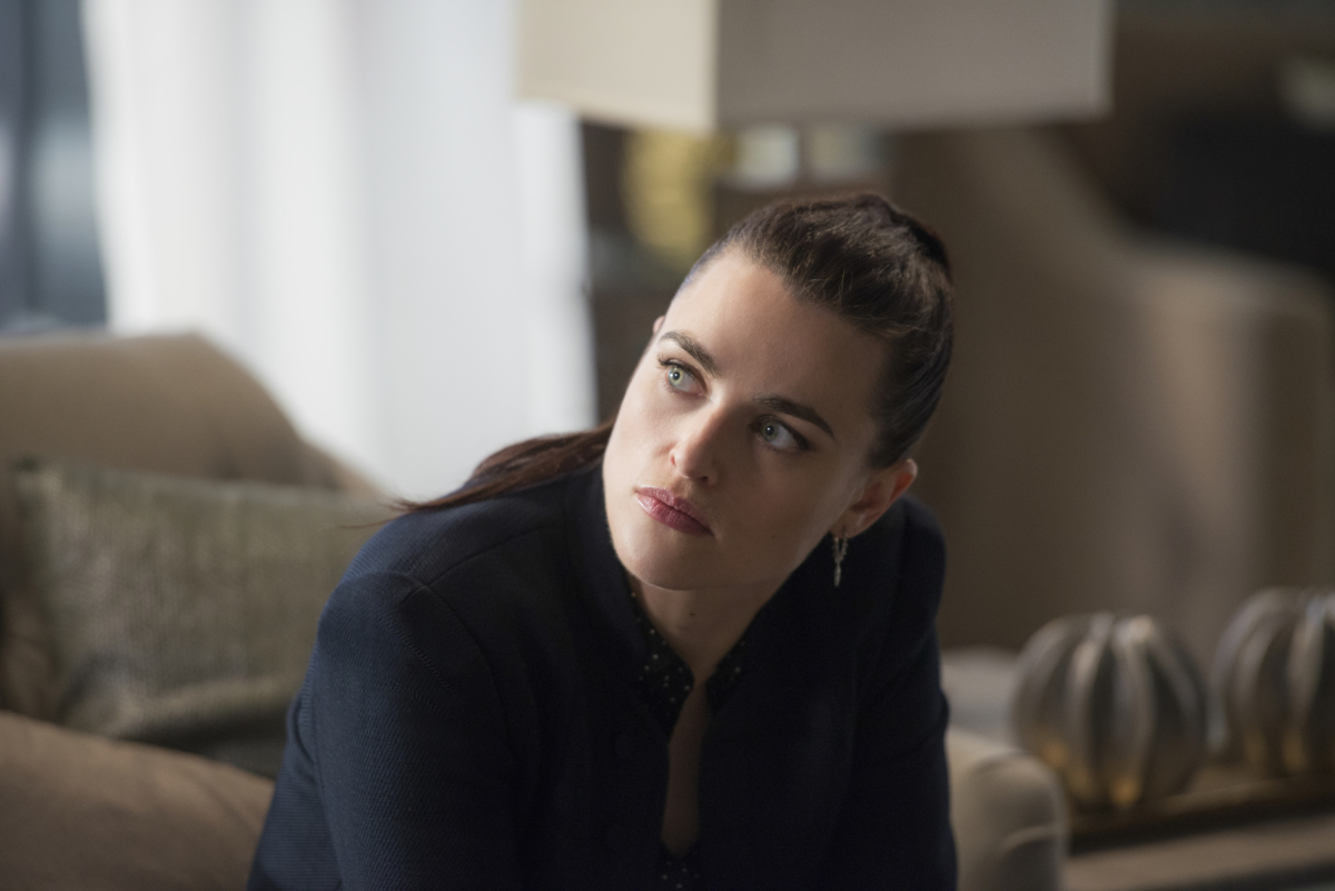 Katie McGrath in Supergirl (2015)