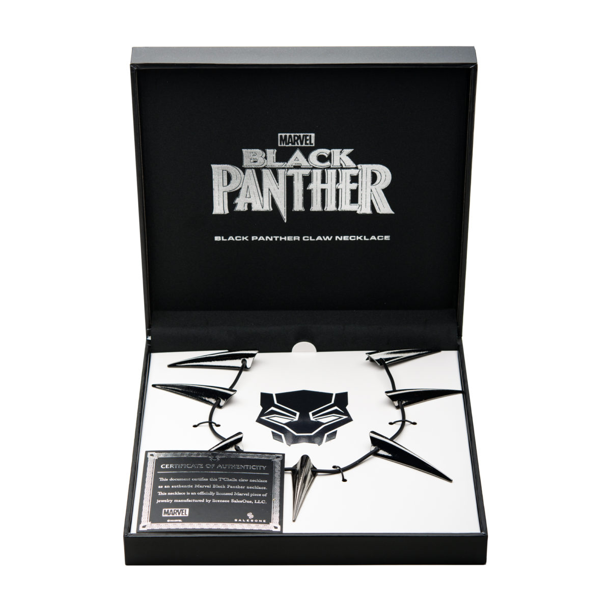 black panther necklace toynk toys