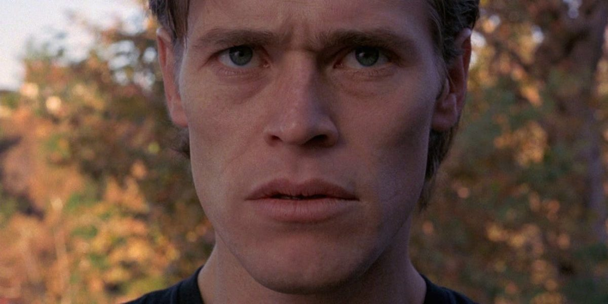 willem dafoe in to live and die in la