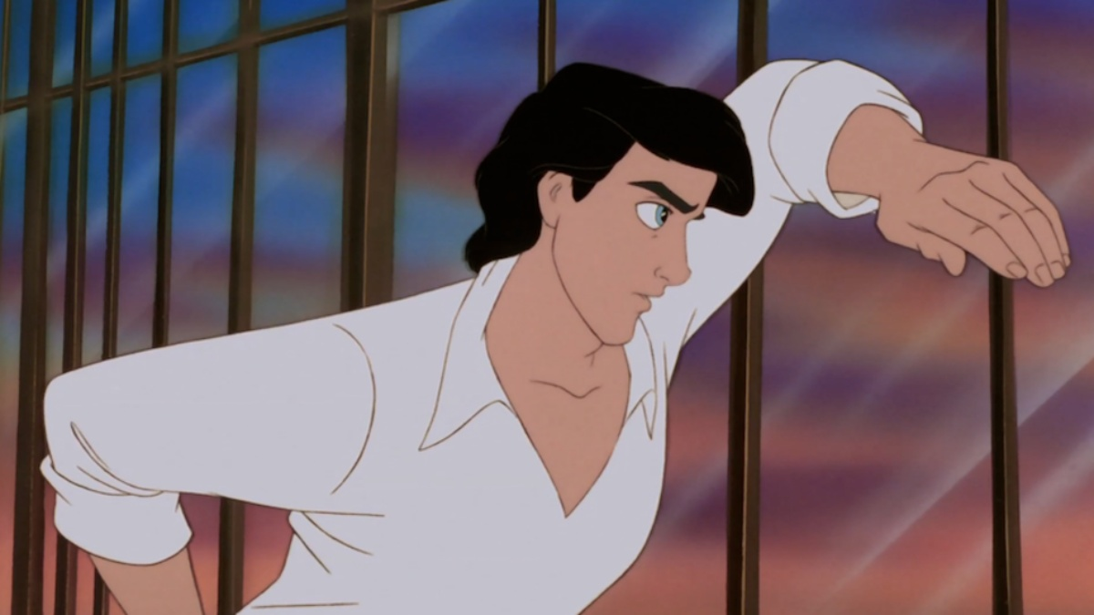 Prince Eric in The Little Mermaid is Harry Styles