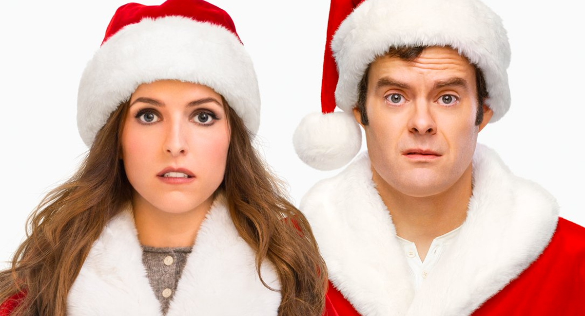 Anna Kendrick and Bill Hader have to save Christmas in Disney's Noelle.