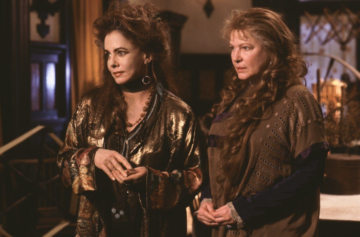 stockard channing and dianne wiest in practical magic