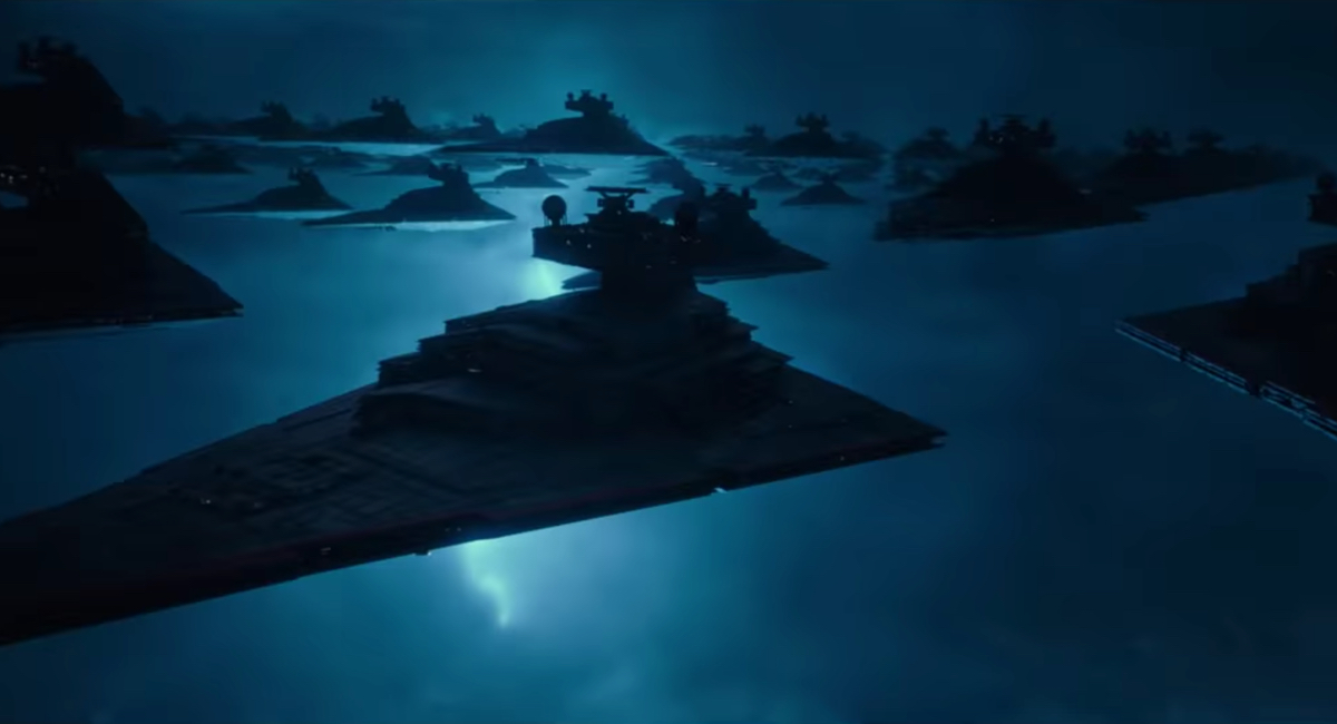 Let S Talk Imperial Star Destroyers In Star Wars Rise Of Skywalker The Mary Sue