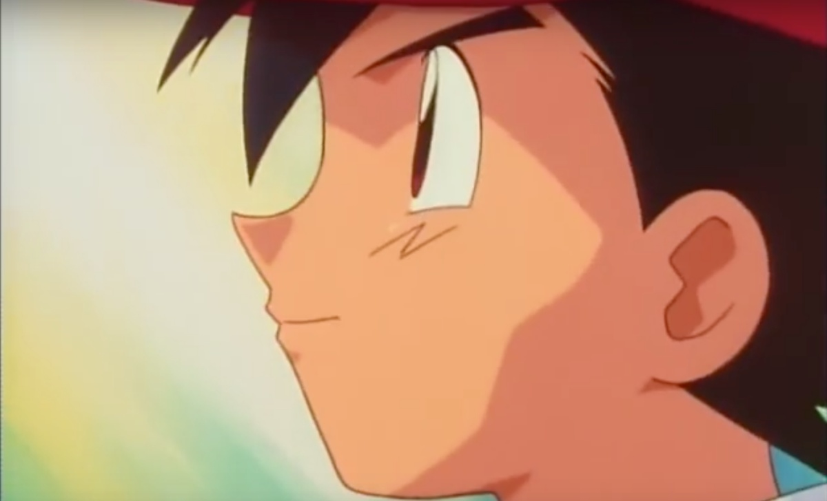 Ash is a Pokémon master, in the Aloha League