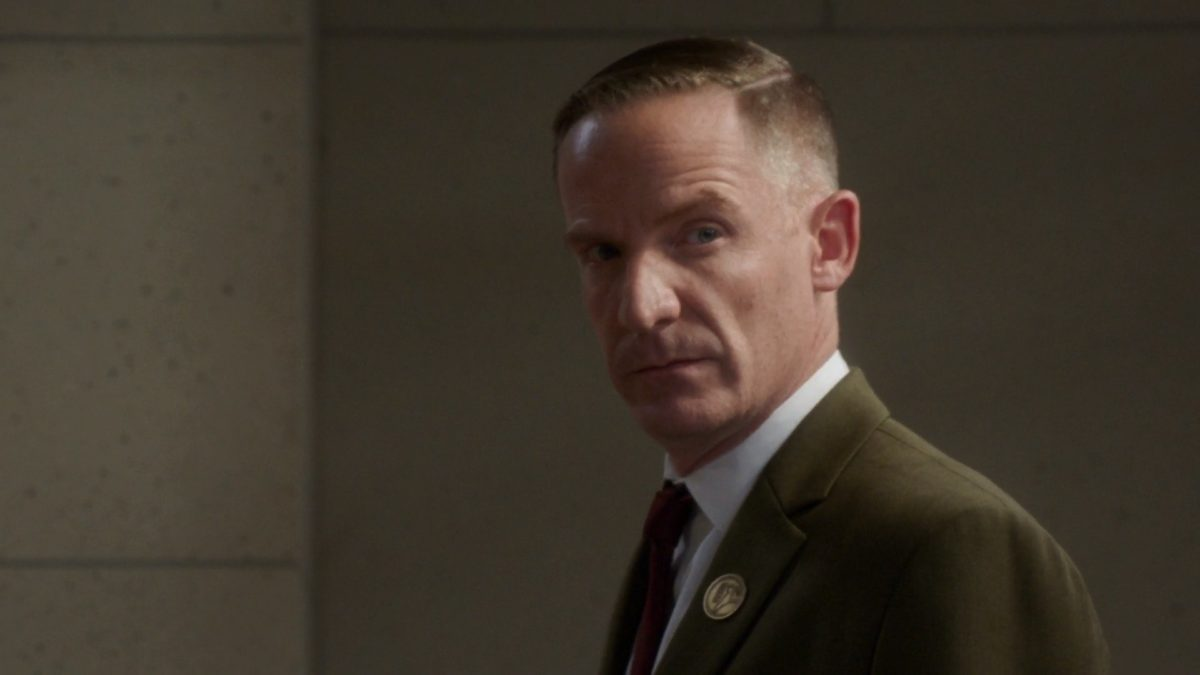 Marc Evan Jackson gives a withering look as sean