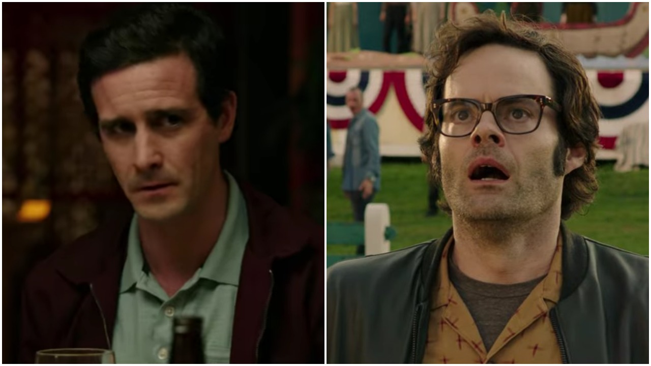Eddie (James Ransone) and Richie (Bill Hader) were the heart of IT Chapter Two.