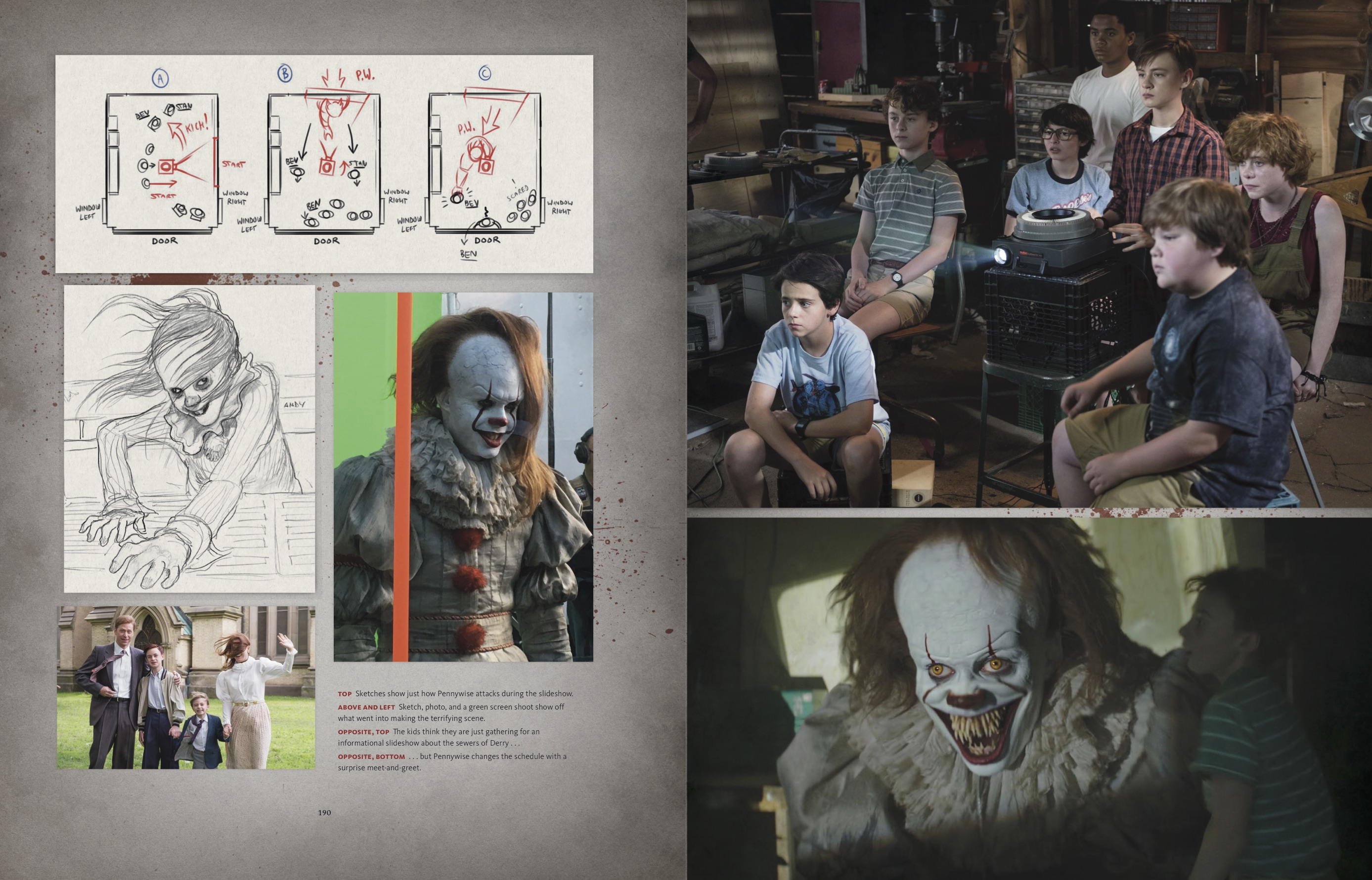 Spread from THE WORLD OF IT, published by Abrams.