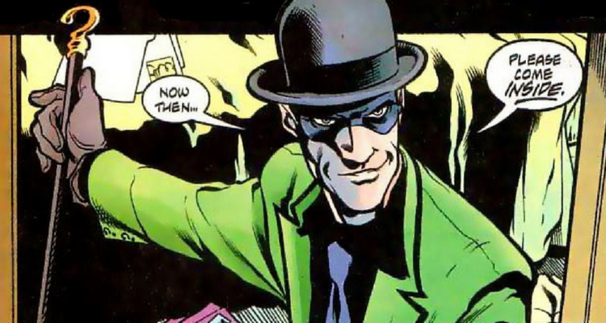 Paul Dano is the new Riddler in 'The Batman'