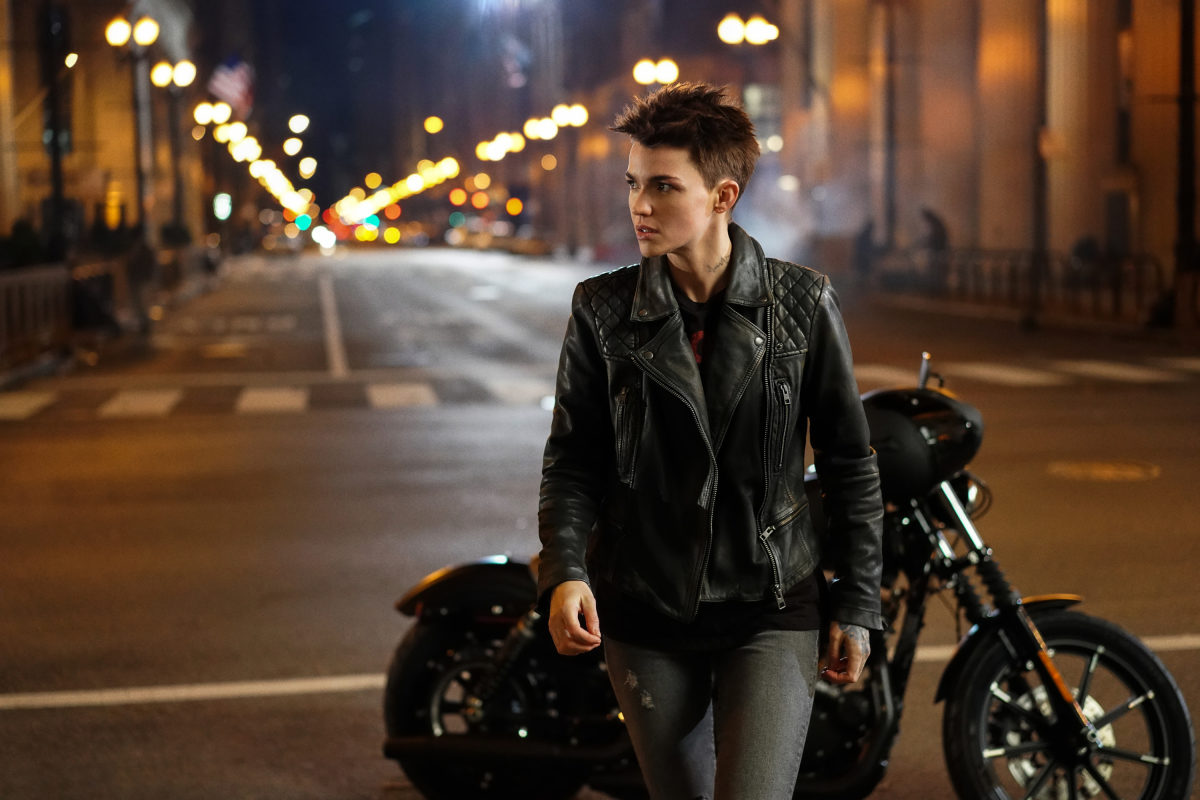 ruby rose as kate kane in batwomn