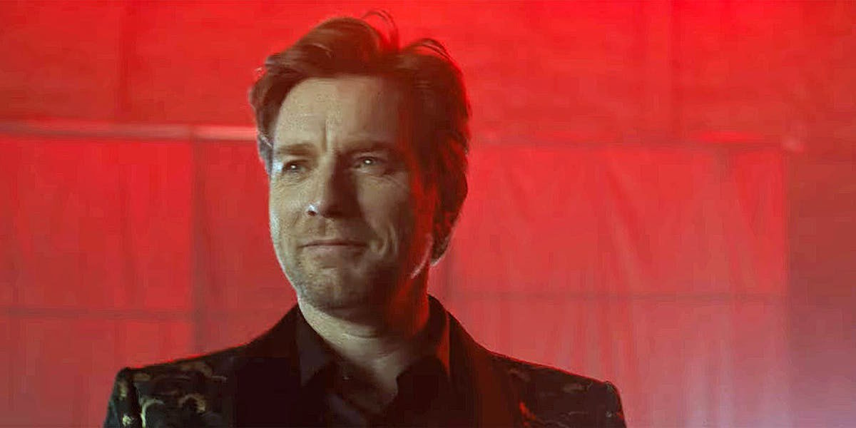 Ewan McGregor as Black Mask in Birds of Prey