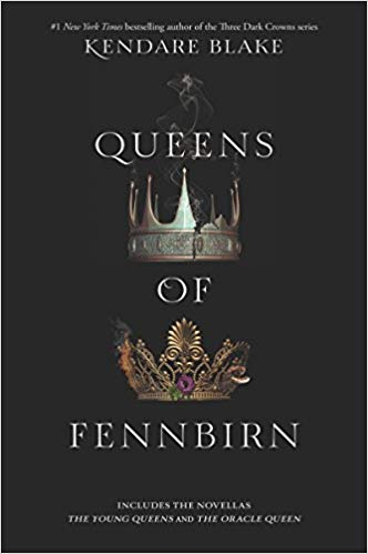 queens of fennbirn book cover