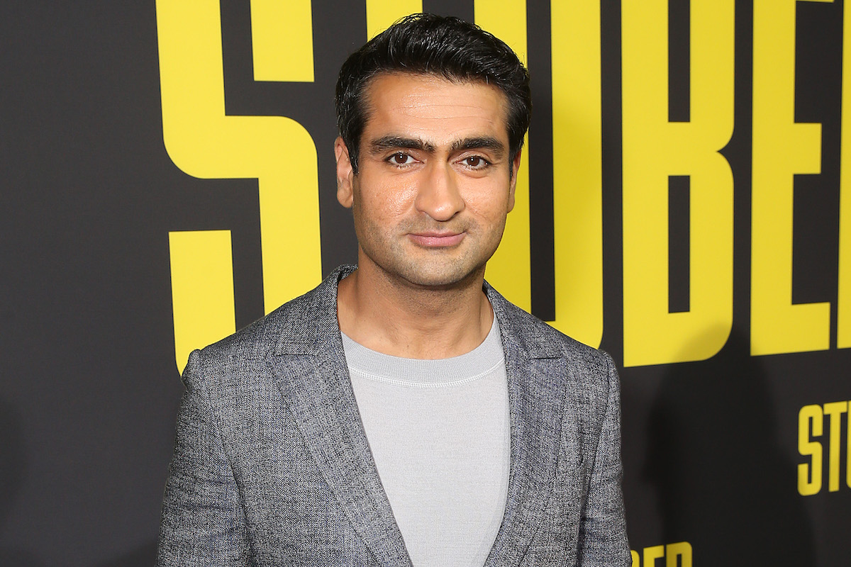 "Kumail Nanjiani attends the Premiere of 20th Century Fox's ""Stuber"""