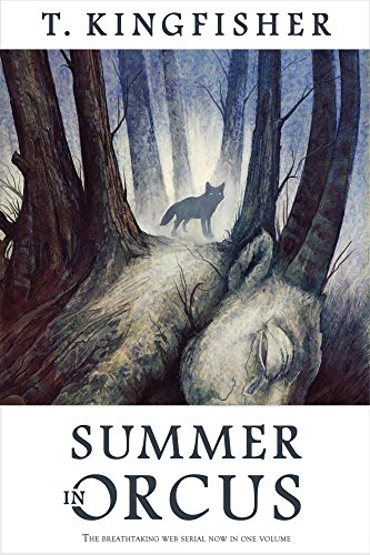 Summer in Orcus book cover.