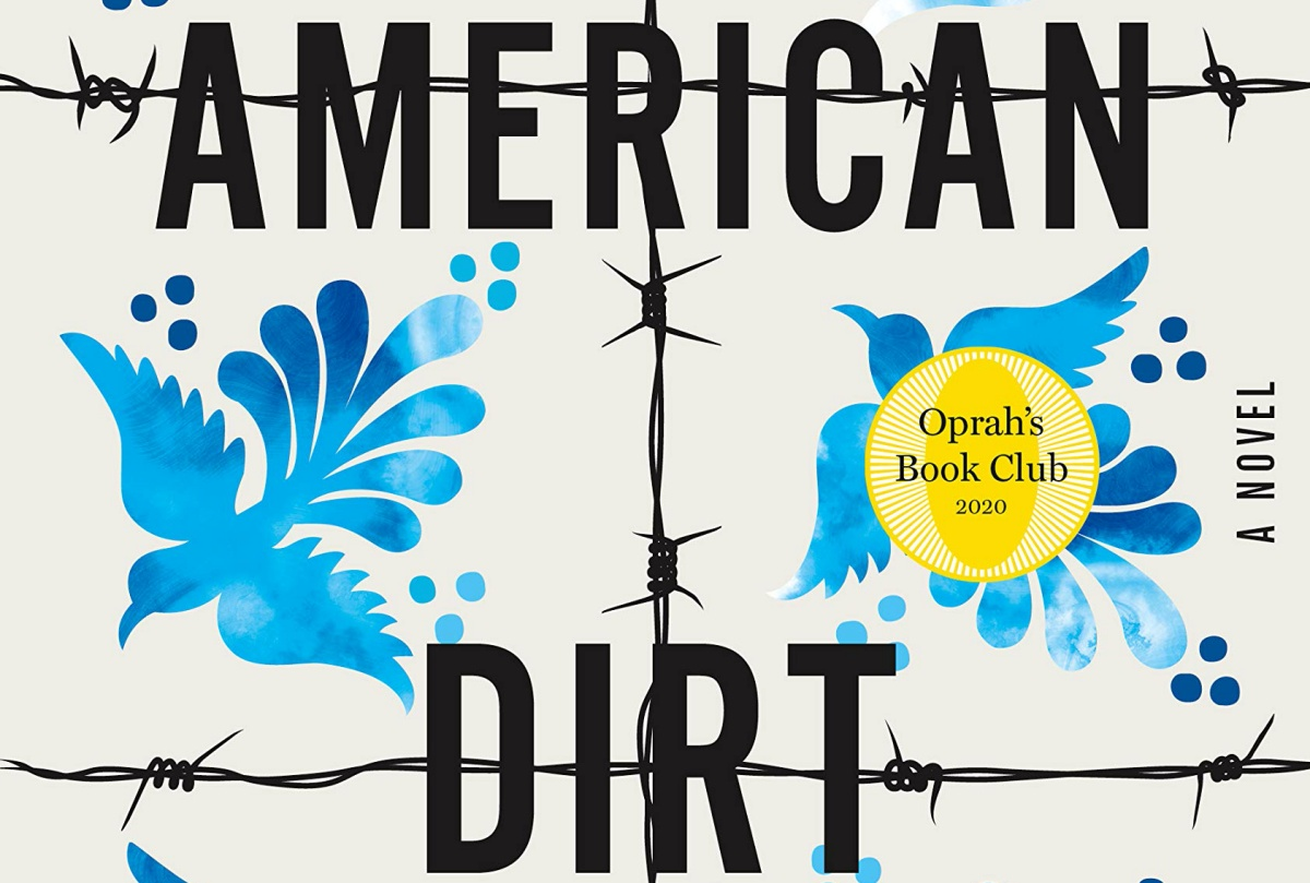 American dirt book cover