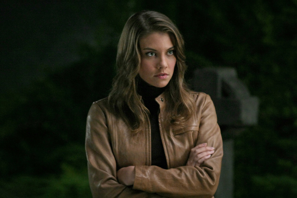"""""""Bad Day at Black Rock"""" -- Lauren Cohan as Bela stars in SUPERNATURAL on The CW. Photo Marcel Williams/The CW © 2007 The CW Network, LLC. All Rights Reserved"""