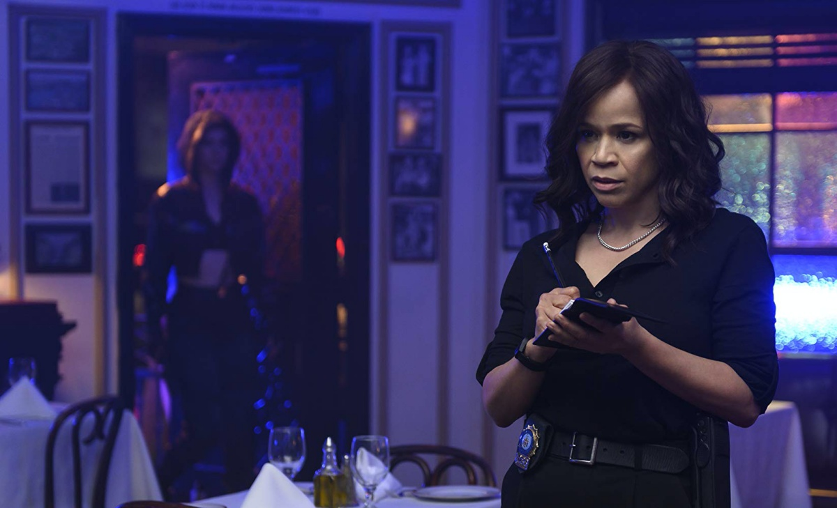 Rosie Perez in Birds of Prey: And the Fantabulous Emancipation of One Harley Quinn (2020)