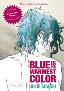 Blue is the warmest color book cover.