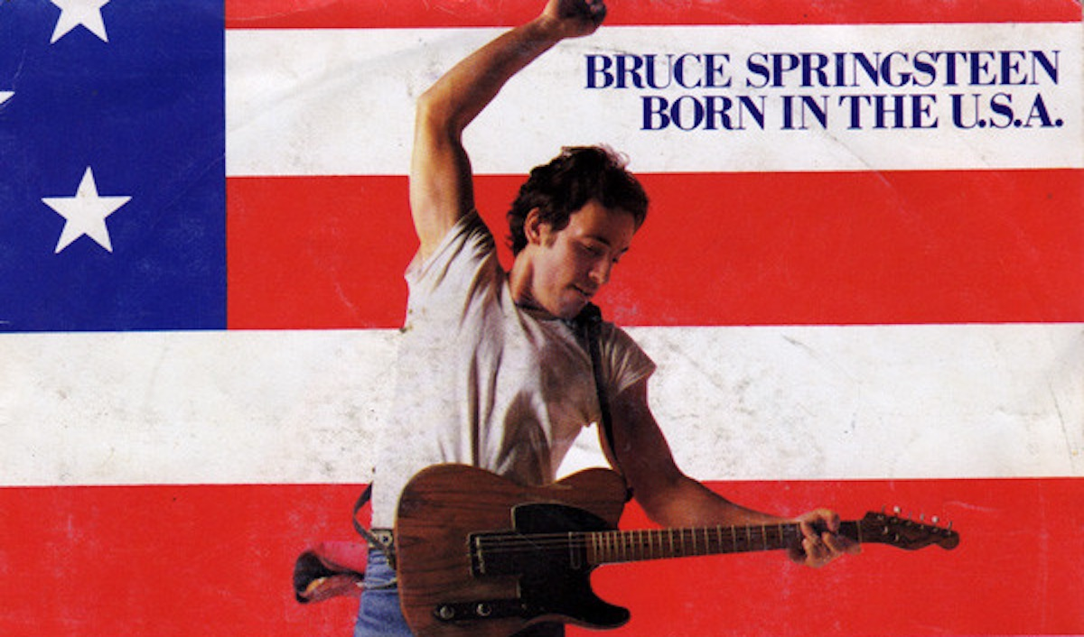 Born in the Usa album by Bruce Springsteen