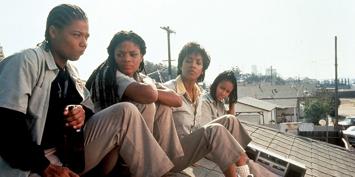 queen latifah, kimberly elise, Vivica A. Fox, jada pinkett smith