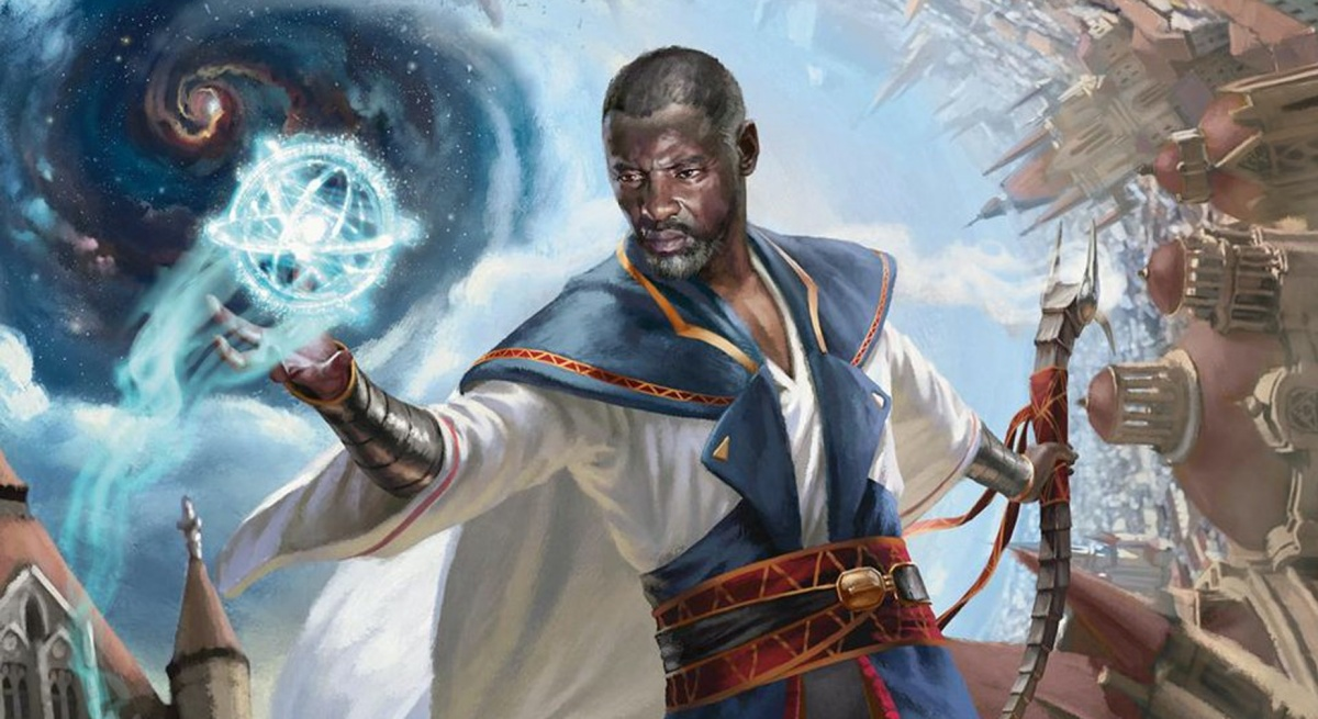 Art of the cart: Teferi, Time Raveler