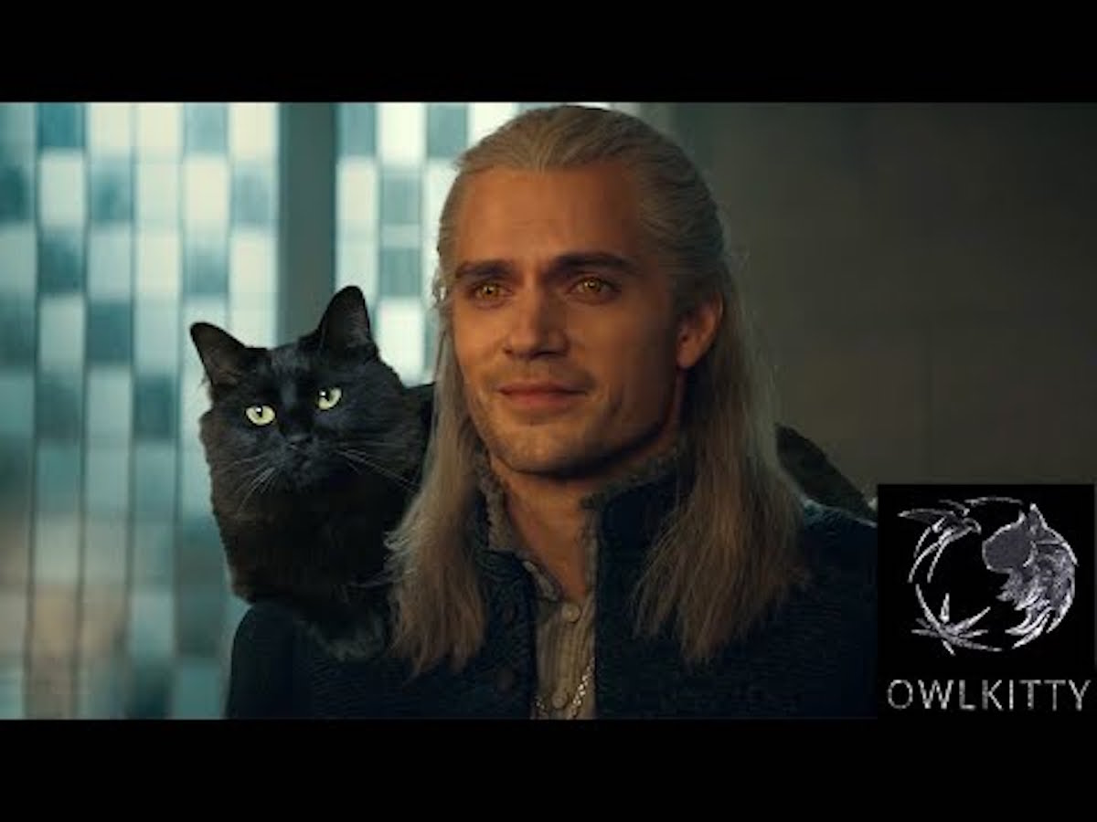 Owl-Kitty Studios makes a video for The Witcher