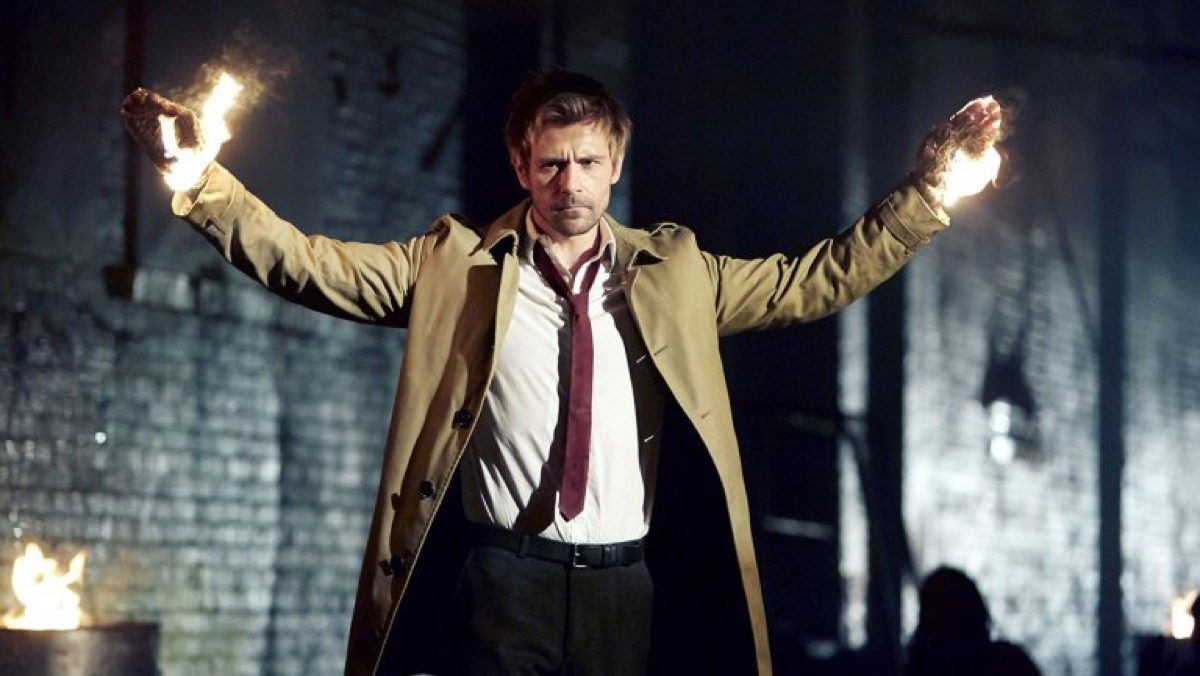 Matt Ryan as Constantine on NBC series.